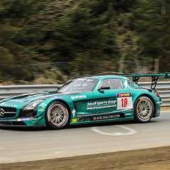 Jaap van Lagen debuteert in 24U Nürburgring dankzij Mercedes-Benz