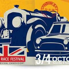Merkenclubs tonen aankomend weekend Britse autogeschiedenis tijdens British Race Festival