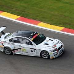 Steve Vanbellingen in de wolken met podiumplaats in Spa-Francorchamps.